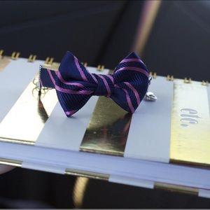 Silk Bow Tie Bracelet